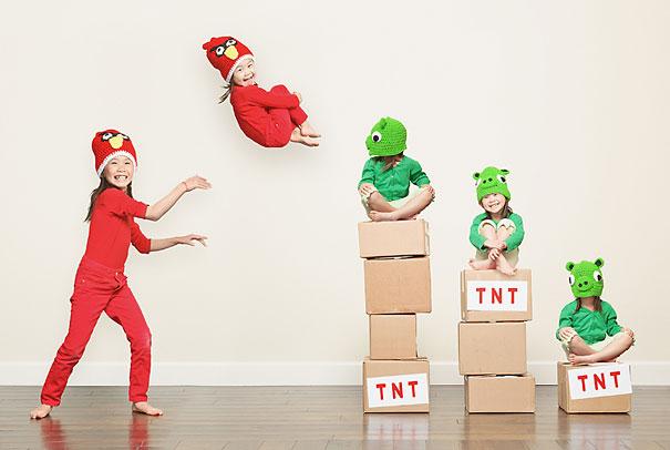 Fotos Criativas com Crianças - Jason Lee