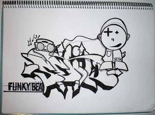 10 35 am admins label graffiti words
