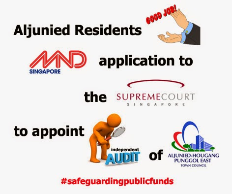 AHPETC MND Auditors to protect public funds