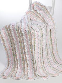 вязание детские одеяла