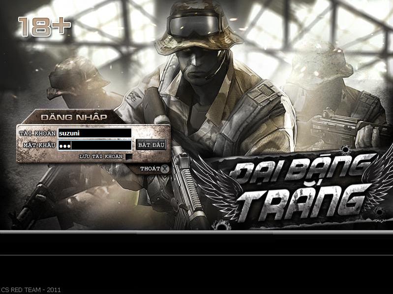 Đề tài: Game CF Offline 2012 – 2013 Đột kích Offline (Tái
