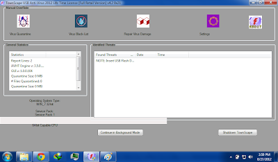 TownScape USB Anti Virus 2012 Full