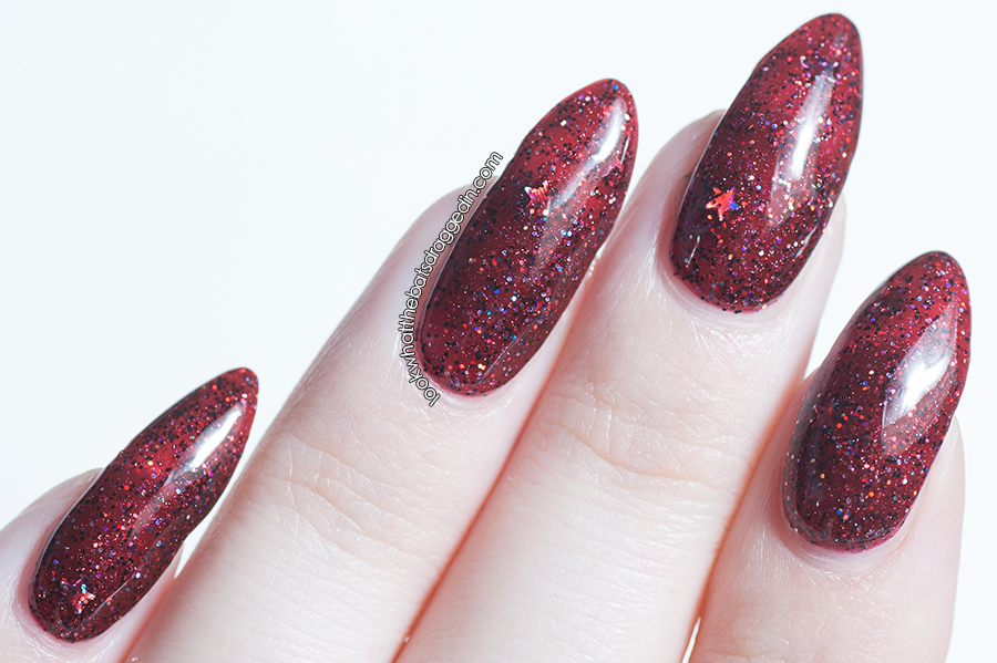 Shades of Pheonix The Impossible Planet by Bettina Nails
