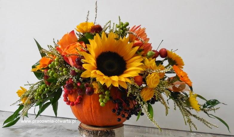Jesienne tworzenie, kartki, kwiaty i prezenty zRĘCZNIE zrobione