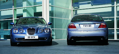 Jaguar S Type has divisive looks