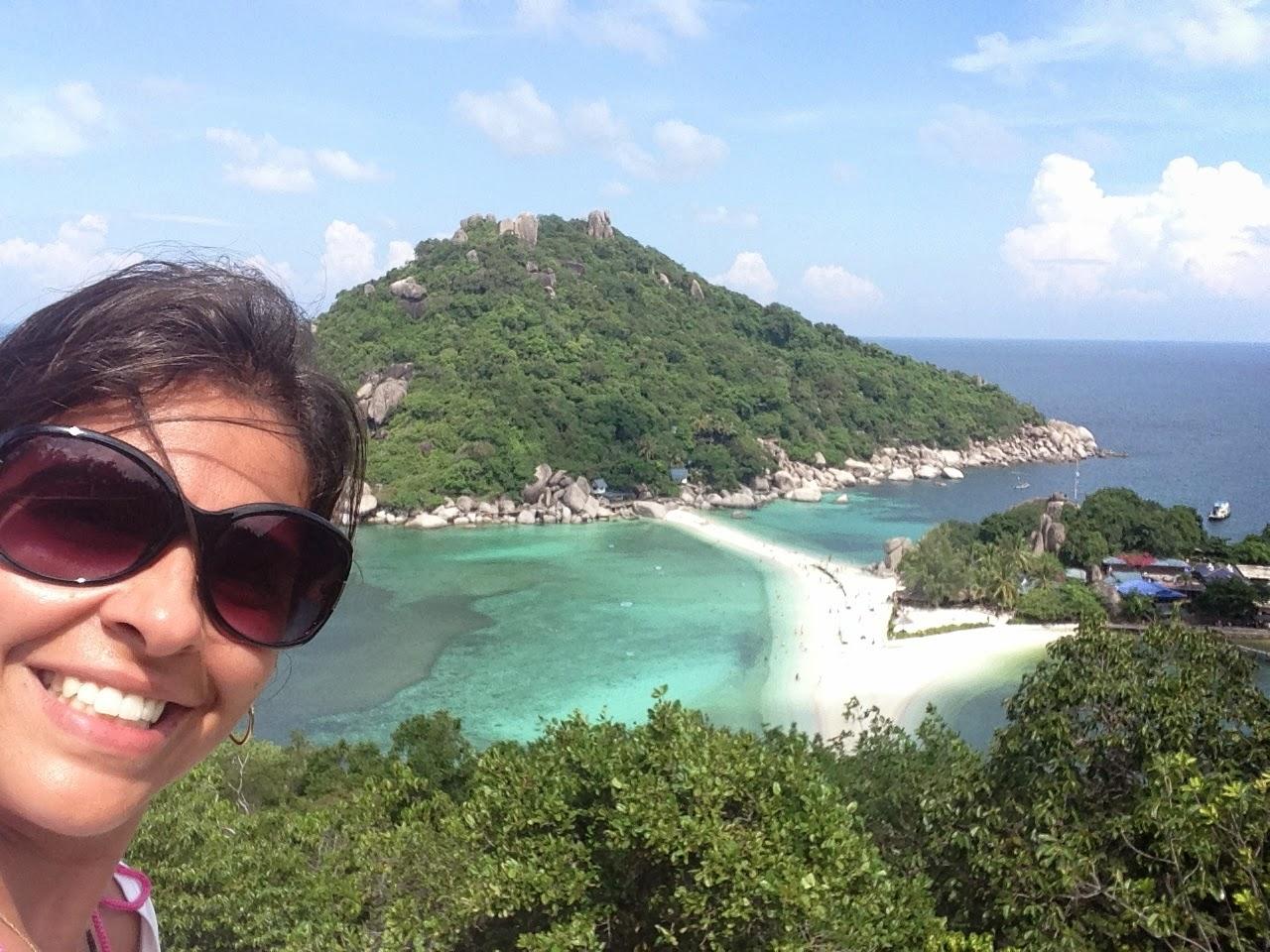 Ilha Nang Yuan Tailandia