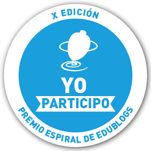 Participamos en Espiral Edublogs
