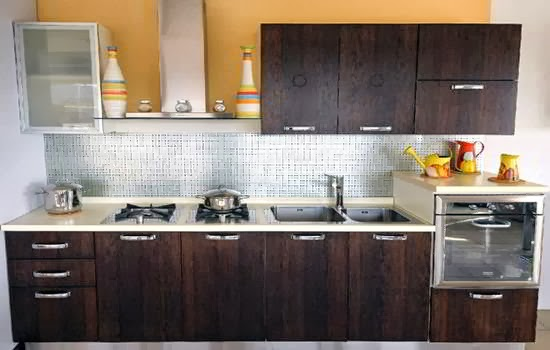Contoh Aneka Desain Dapur Set Minimalis