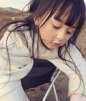 Foto-foto Liu Chu Tian Gadis Kecil Tercantik Di Dunia Terbaru