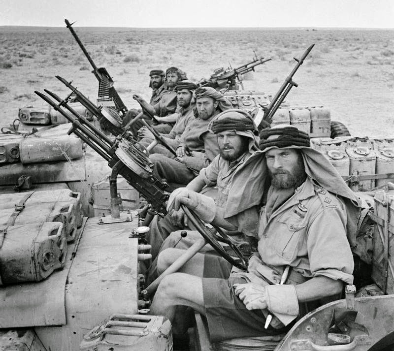 Ultimate Collection Of Rare Historical Photos. A Big Piece Of History (200 Pictures) - SAS soldiers