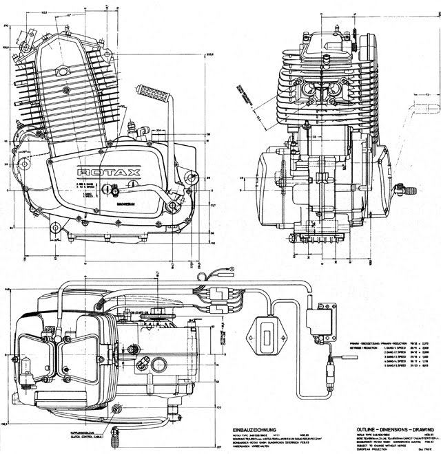 Rotax 650 Engine Diagram Rotax Home Wiring Diagrams – Rotax 450 Engine Diagram