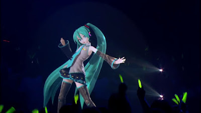 Konser Hatsune Miku