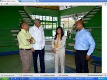 OP rehabilitará polideportivo de San Cristóbal y construirá multiuso en la cancha El Parquecito