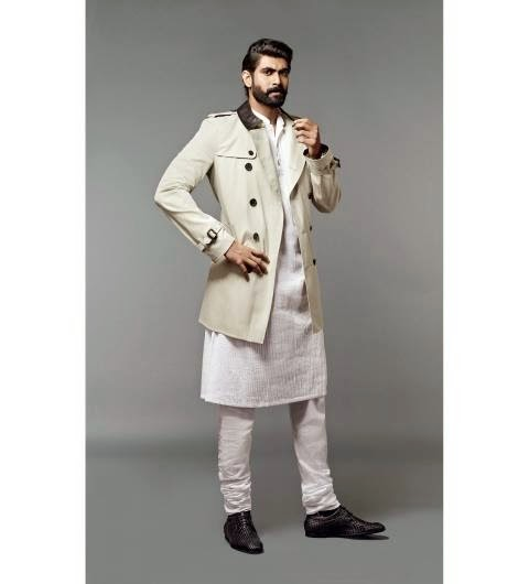 Rana | Trench Coat New look Style  Photo Gallery