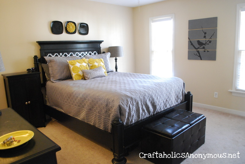 grey and yellow master bedroom ideas welcome to my new master