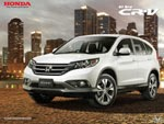 Mobil Honda CR-V Bandung