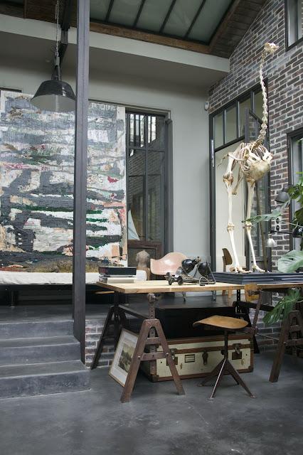 Wohnen im Museum - Pariser Schick!