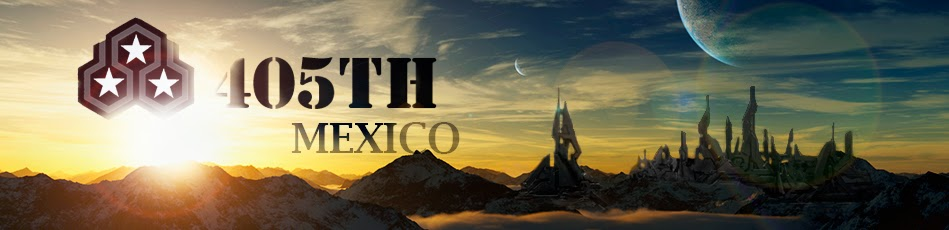 405th Mexico y Latinoamerica