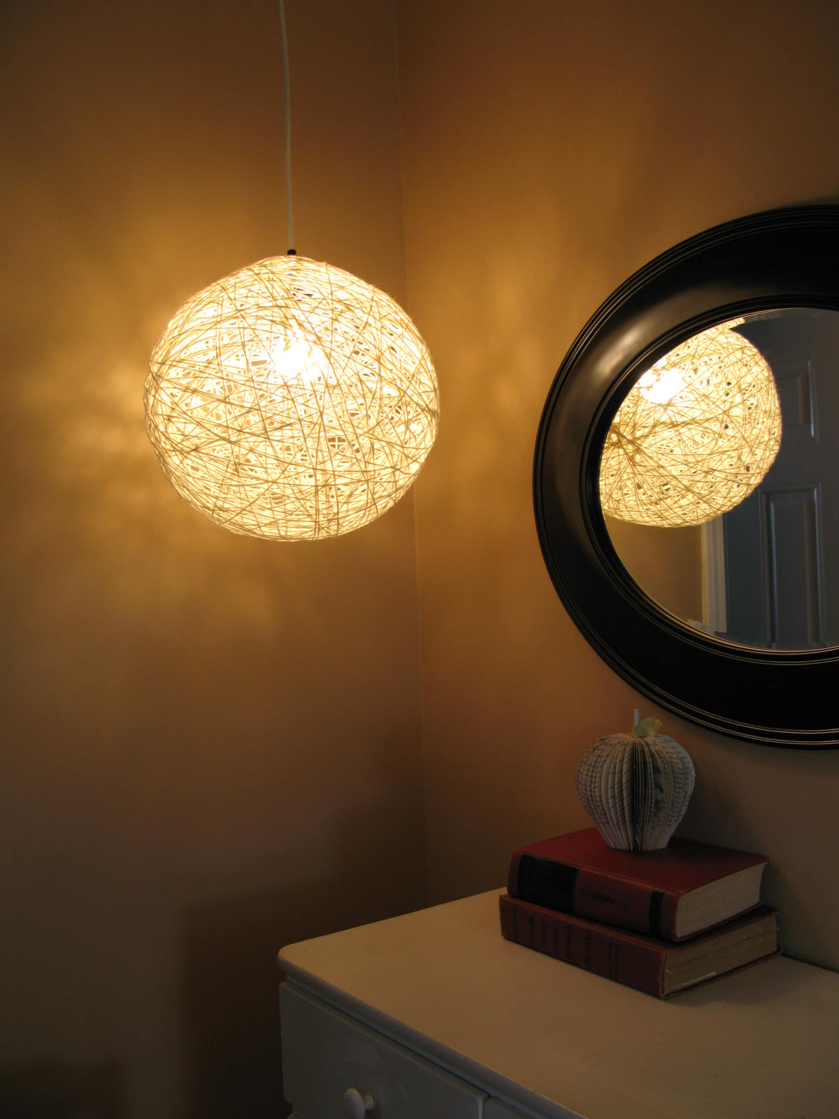 do it yourself lighting ideas. Do It Yourself Lighting. I Saw This In My Better Homes \\u0026 Gardens Lighting Ideas