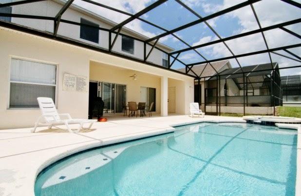 Casa em Orlando | Piscina