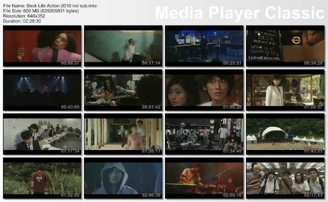 Beck live action movie download indowebster