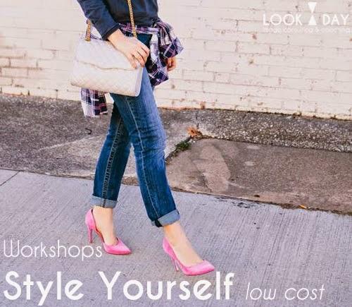 11ª edição curso Style Yourself low cost - Lisboa, Maio e Junho