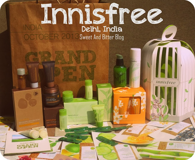 Innisfree Khan Market Delhi India