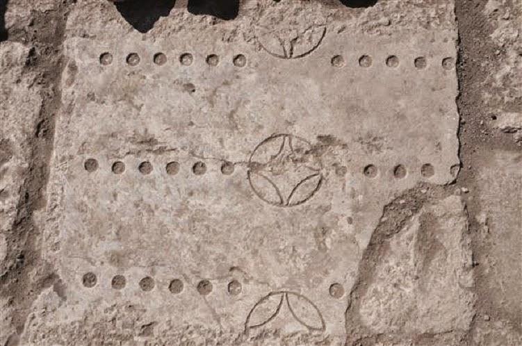 ΧΙΙ Scripta Ludus Duodecim Scriptorum Κίβυρα