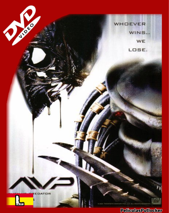 Alien vs Depredador [DVDRip][Latino][FD-4S-SD-MG]