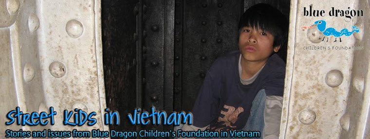 Street Kids in Vietnam