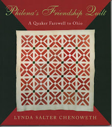 Philena's Friendship Quilt: A Quaker Farewell to Ohio