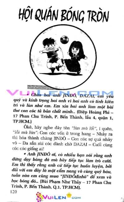 Jindodinho - Đường Dẫn Đến Khung Thành III Tập 31 page 120 Congtruyen24h