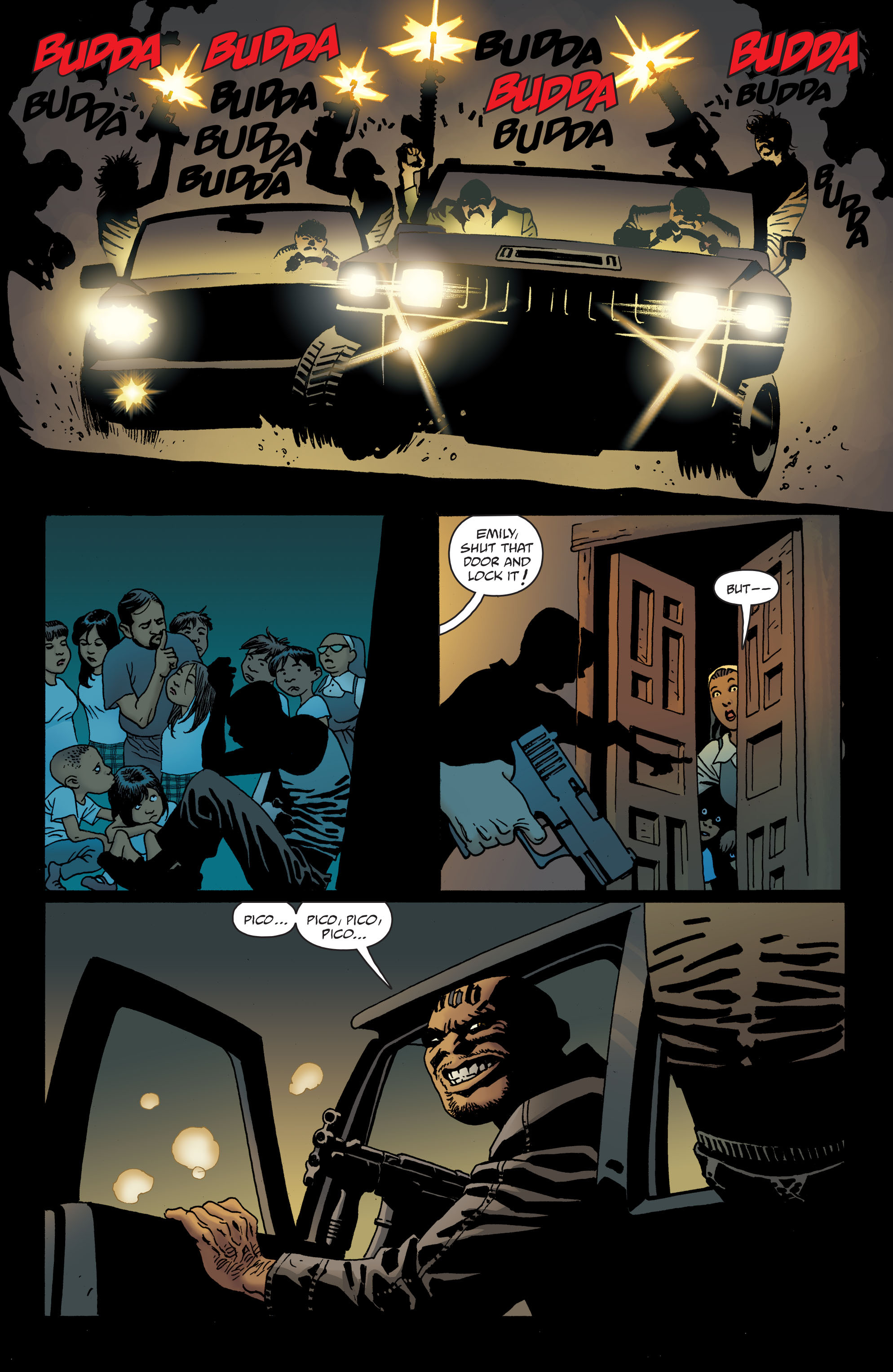 100 Bullets: Brother Lono Full Page 131