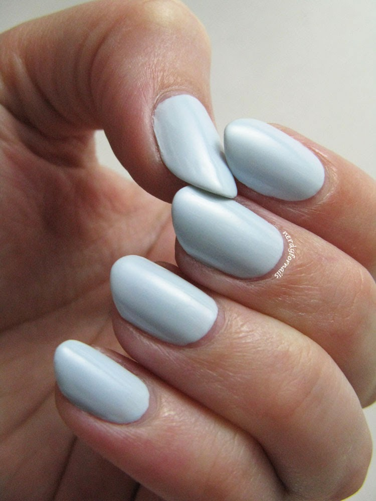 Love & Beauty Light Blue Summer Pastel