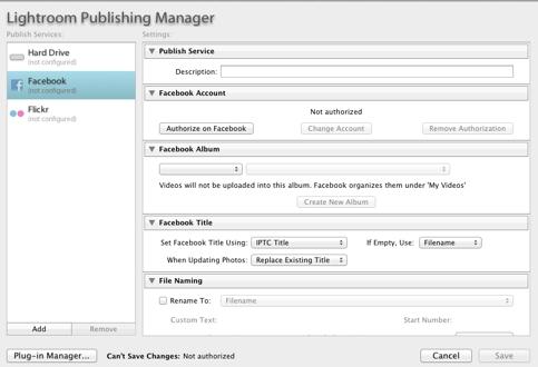 How to write iphoto export plugin