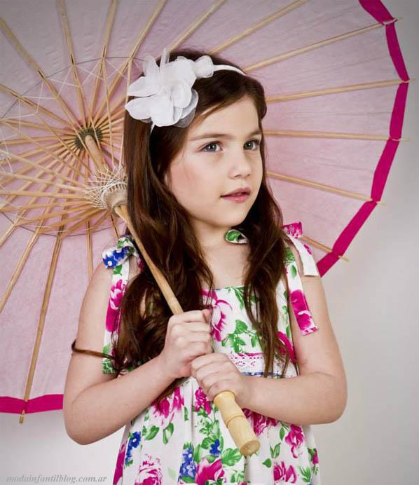 vestidos verano 2014 para nenas
