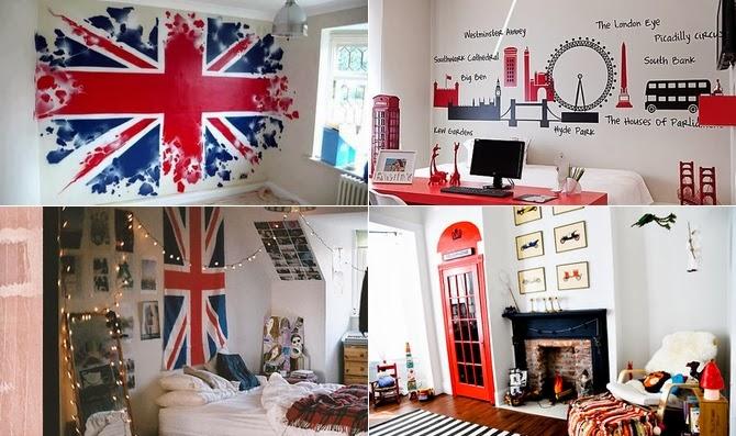 Sem Criatividade Decoração  Inglaterra