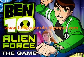 Download Ben 10 Games Full Version