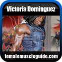 Victoria Dominguez Female Bodybuilder Thumbnail Image 4