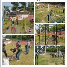 Renovation of Kalimpong Children Park by YOU