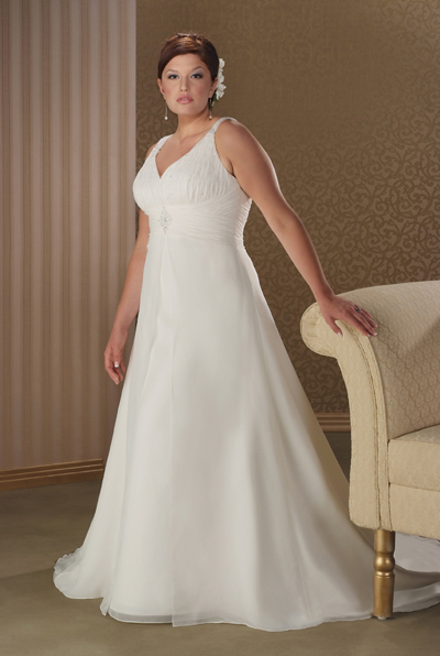 Plus Size Wedding Dresses Cheap With Sleeves 66