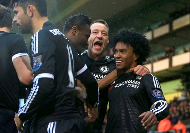 """Video: Chelsea Fans Sing """"John Obi Mikel"""" During Win At Crystal Palace"""