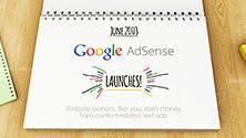 Hari Jadi Google Adsense Yang ke 10