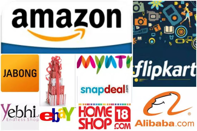 List of top shopping sites in world for 10 online shopping sites