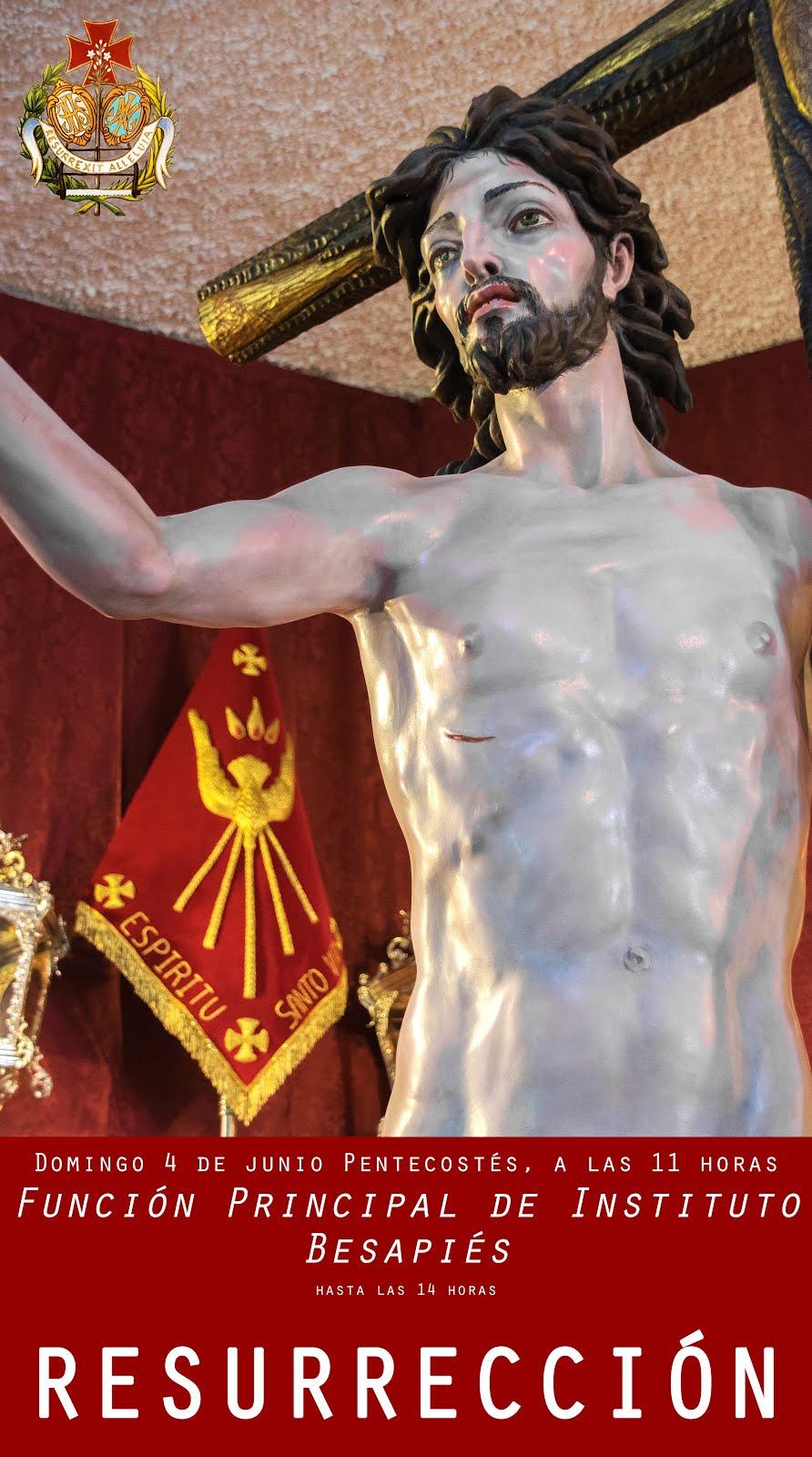 Cultos Jesús Resucitado