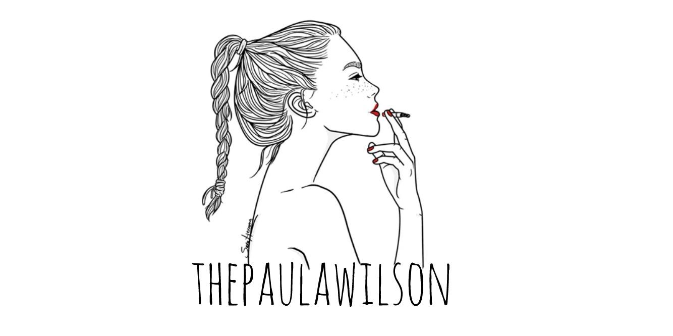 Wilson's blog