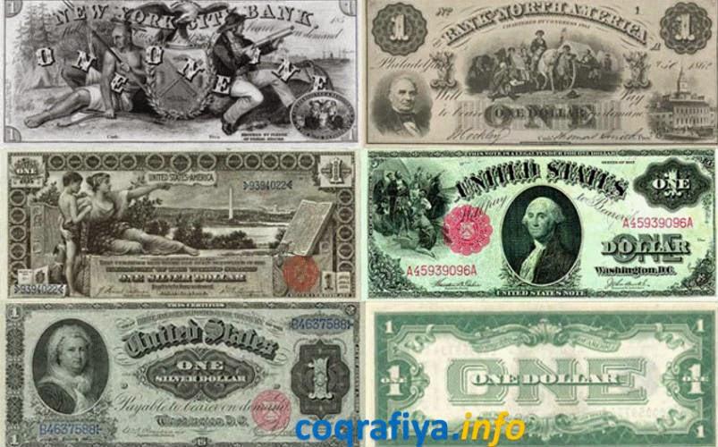 Dolların Tarixi haqqında