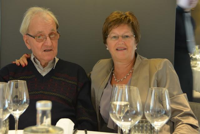 Robert en Greta Vandensande