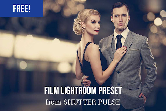 Film Lightroom Preset