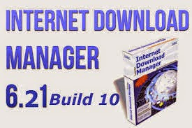 Internet Download Manager 6.21 Build 10